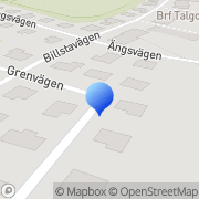Karta Rolf Karlsson Sollefteå, Sverige