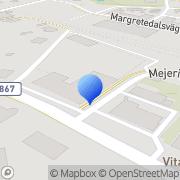 Karta Granngården AB Gnesta, Sverige