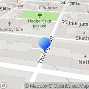 Karta Manhattan Spelbutik Sundsvall, Sverige