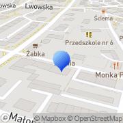 Mapa MT Projekt Oleśnica, Polska