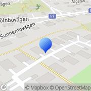 Karta Opus 3 Records Järna, Sverige