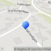 Karta op Uppdrag AB Uppsala, Sverige