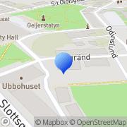 Karta Vetenskapssamhället i Uppsala, Kgl. Uppsala, Sverige