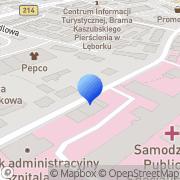 Mapa Wojtal-Pisarska Andżelina. Wózki dziecięce Lębork, Polska