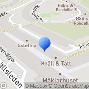 Karta Hälsokällan Elsy Olofsson Kallhäll, Sverige