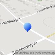 Karta Bank2 Stockholm, Sverige