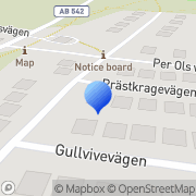 Karta Ekå Trade Torp, Sverige