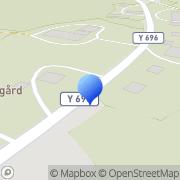 Karta David Pettersson Härnösand, Sverige