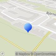 Karta Camponotus Bromma, Sverige