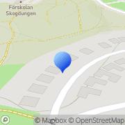 Karta Fältöverstens Företagarförening Övra Runby, Sverige