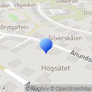 Karta Fwc Research Bromma, Sverige