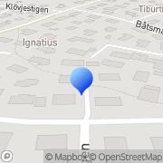 Karta Jalica Spånga, Sverige