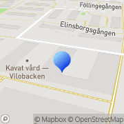 Karta Hemtjänst Tensta Spånga, Sverige