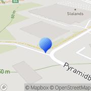 Karta Frisco A AB Vårby, Sverige
