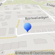 Karta Cebeto Villaservice Upplands-Väsby, Sverige