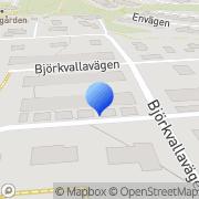 Karta Lesö Inredningar Upplands-Väsby, Sverige