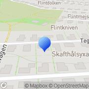 Karta Sons & Daughters Bromma, Sverige