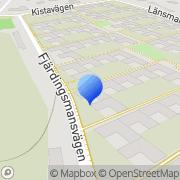 Karta Bertel Ahlman Patent Sollentuna, Sverige