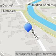 Mapa Delta Projekt Opole, Polska