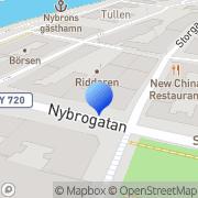 Karta Advokatfirma Lars Ekman Härnösand, Sverige