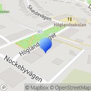Karta Firma Daga Byfors Bromma, Sverige
