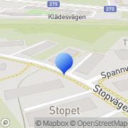 Karta Fat Bob Animation Bromma, Sverige