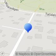 Karta Engebe AB Huddinge, Sverige