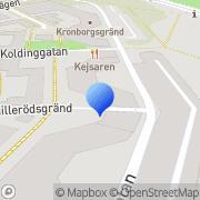 Karta Alphaform Sweden AB Kista, Sverige