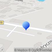 Mapa Multiprojekt Krapkowice, Polska