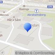 Karta Miny Info Bromma, Sverige