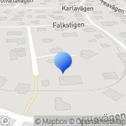 Karta Alutron Sundbyberg, Sverige