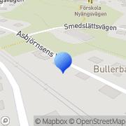 Karta Basilica Revision AB Bromma, Sverige