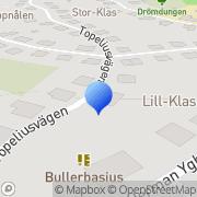 Karta Camber Consulting Bromma, Sverige