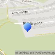 Karta Naturligtvis, Birgitta Hult Härnösand, Sverige