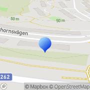 Karta Markborgs Gräv & Markbyggnad AB Sollentuna, Sverige