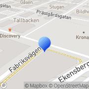 Karta Förbundet Blödarsjuka i Sverige Sundbyberg, Sverige