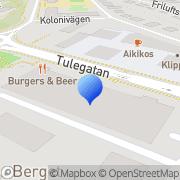 Karta K.S. Lundströms Måleri Sundbyberg, Sverige