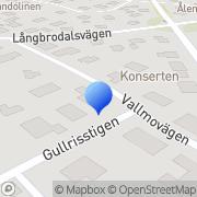 Karta Mälardalens Hemkonsulter Snättringe, Sverige