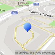 Karta Matstil HB Huddinge, Sverige