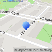 Karta Livs på Uppfarten AB Solna, Sverige