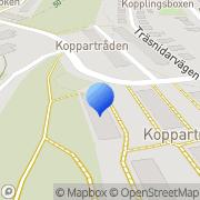 Karta Hermes Invention Stockholm, Sverige