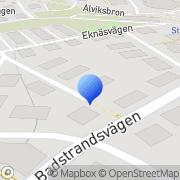 Karta Cecilia Boström Design Stockholm, Sverige