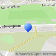 Karta Sirje Saxell Ekensberg, Sverige