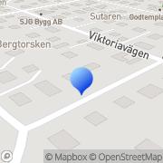 Karta Katarina Hagstedt Hökmossen, Sverige