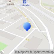 Karta Benny Peterson Projekt & Kalkyler Solna, Sverige