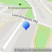 Karta Jt Norberg Transport AB Stockholm, Sverige