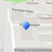 Karta Intellecta Tryckindustri Solna, Sverige
