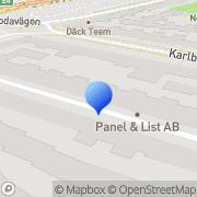 Karta Industriprocess Stockholm AB Stockholm, Sverige