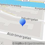 Karta Stone, Johan Stockholm, Sverige