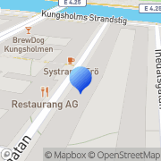 Karta Pertans Stockholm, Sverige